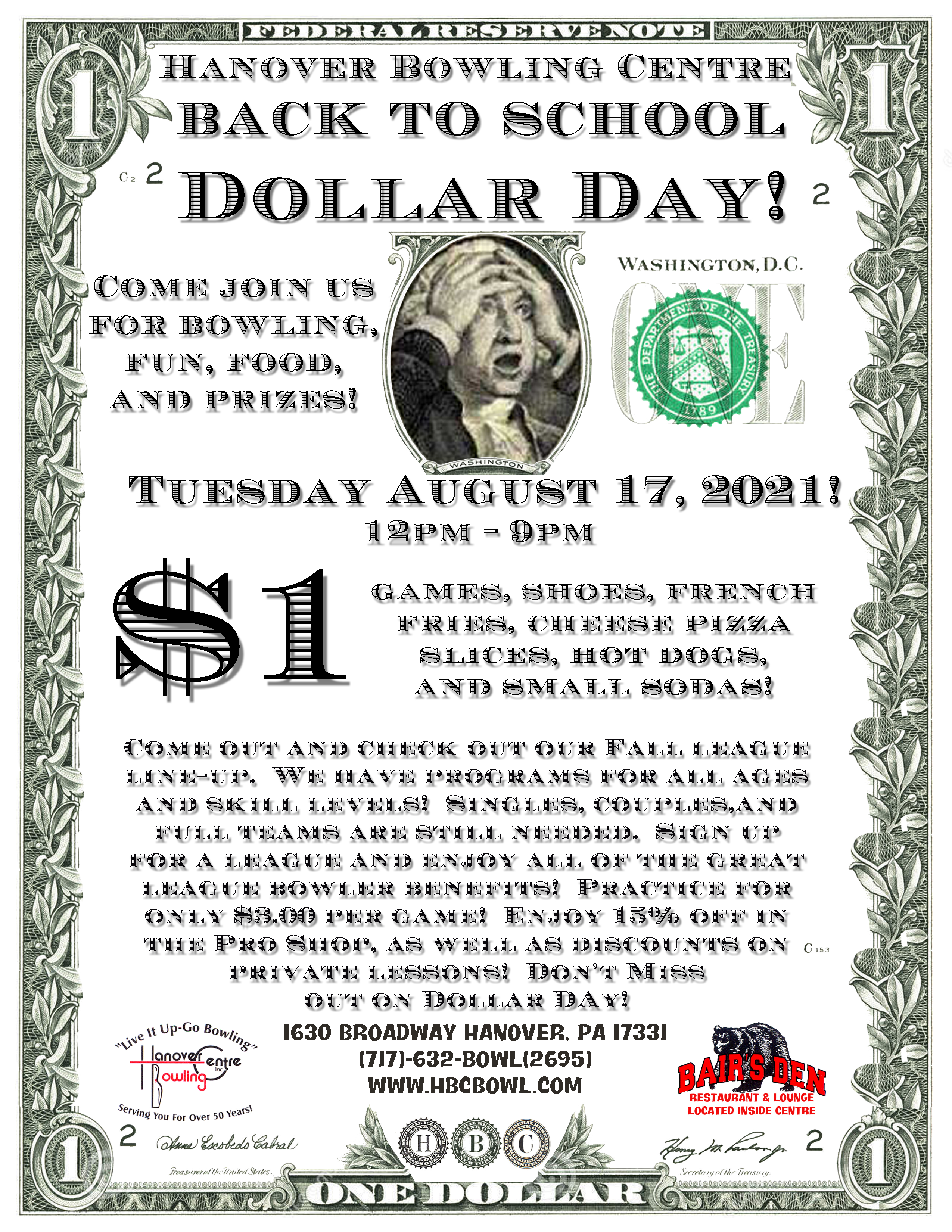 Dollar Day21